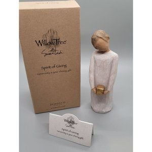 Willow Tree- Spirit of Giving